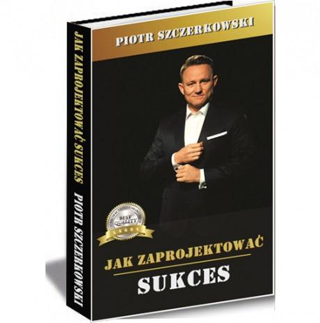 Zaprojektuj Swój Sukces OKŁADKA